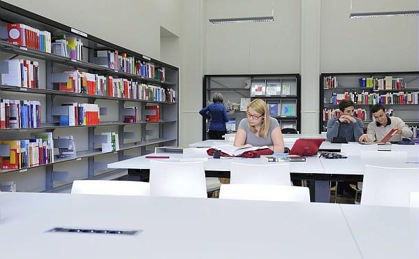 Bibliothèque de la rue Conté